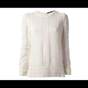 Isabel Marant  Tess lace top